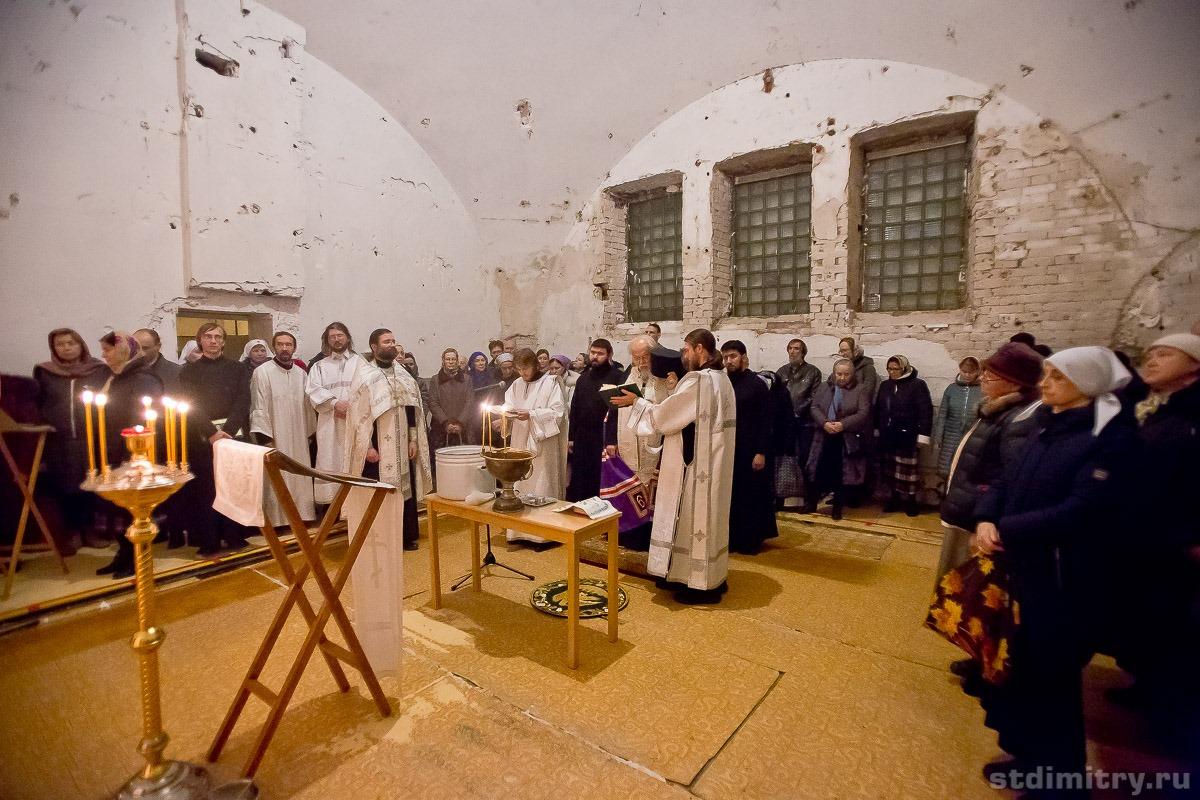 Служба «Милосердие» ищет добровольцев на ремонт квартир и восстановление храма